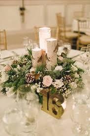 Christmas Wedding Decor - 25 best christmas wedding centerpieces ideas on pinterest with