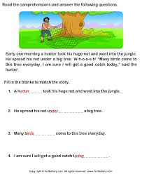 11th grade reading comprehension worksheets worksheets