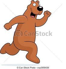 Running Bear Meme - make meme with running bear clipart