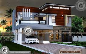 modern home plans with photos 2 storey house design with terrace with contemporary modern homes