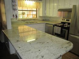 Wood Kitchen Tables by Interior White Wood Kitchen Table With Colonial White Granite And