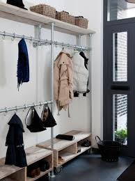 Entryway Bench With Storage And Coat Rack Best Ideas For Entryway Storage