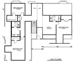 2nd floor house plan nice design second floor house plans jon young home design ideas