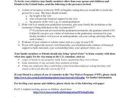 Resume Builder Uk 23 Invitation Letter For Visa Format Visa Invitation Letter To A