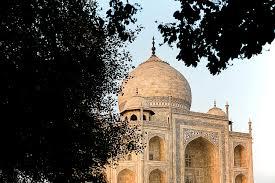 taj mahal at sunset agra india travel tips