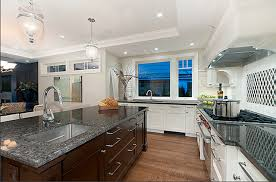kitchens with different colored islands beautiful canadian home home bunch interior design ideas