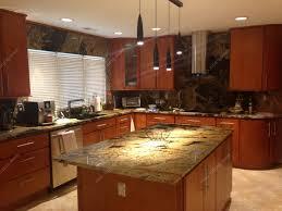 granite kitchen countertops with backsplash checked pattern white