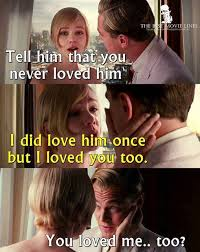 Great Gatsby Meme - quoting the great gatsby because you always look so cool home