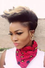 naigerian actresses hairstyles fierce i want her hair and her earrings short styles