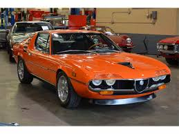 alfa romeo montreal concept 1972 alfa romeo montreal for sale classiccars com cc 978600