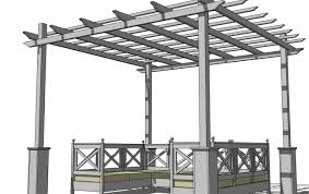 pergola awesome pergola build backyard decks and patios treated