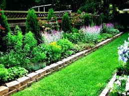 garden beds design ideas long narrow flower bed design ideas more