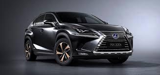 lexus sports car names 2018 lexus nx undergoes sleeker redesign