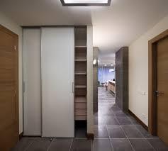 apartments compact kitchen design with neutral interior design