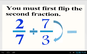 dividing fractions android apps on google play