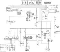 yamaha atv wiring diagram 2003 yamaha grizzly wiring diagram