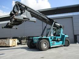 kalmar drf 450 60s5 reachstackers material handling kalmar