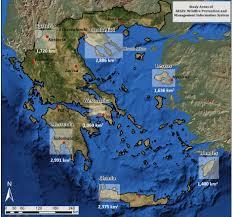 Aegean Sea Map Aegis Wildfire