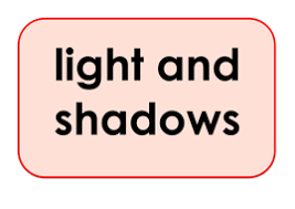 light and shadows games and activities supporting scientific