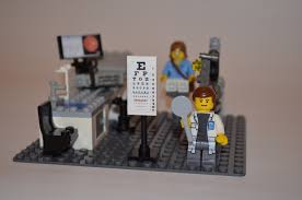 Lego Office Lego Ideas Optometry Office