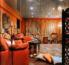 safari living room white black floral pattern persian rug metal