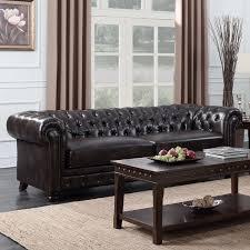 caine chesterfield sofa u0026 reviews birch lane