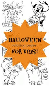 kids halloween images 24 free printable halloween coloring pages for kids print them all