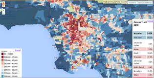 los angeles suburbs map city maps who lives closest to dangerous blast zones city