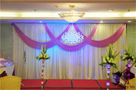 wedding backdrop frame 3x6m silk fabric wedding backdrop background and stainless steel
