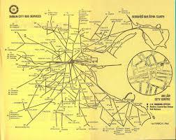 Dublin Ireland Map Fadó Fadó Irish Memory Dublin City Bus And Cie Ireland Transit
