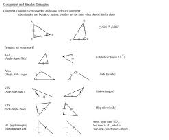 Similar And Congruent Figures Worksheet Similar And Congruent Triangles Worksheet Cockpito