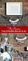 best 25 halloween raven decorations ideas on pinterest simple