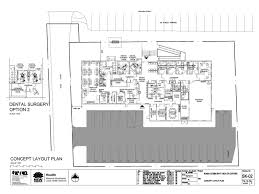 Dental Surgery Floor Plans by Gran Associates Australia Kiama Community Health Centre