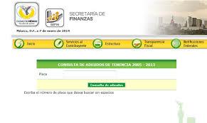 tenencia df consulta 2016 el 30 de abril vence plazo para obtener subsidio a la tenencia