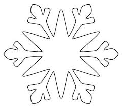 templates for snowflakes easy snowflake template ogxkcrtd vellies frozen party pinterest