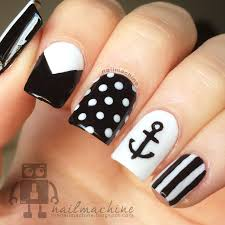 cute nail designs with anchors the nailmachine awesome cute