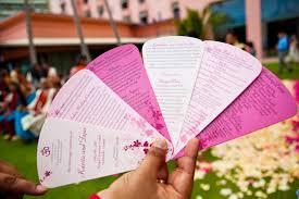 indian wedding programs indian wedding program ideas shaadi bazaar