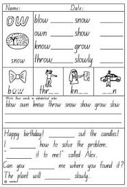 vowel combination free worksheets vowel worksheet