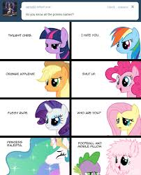 My Little Pony Know Your Meme - image 271402 my little pony friendship is magic know your meme