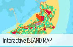 belize private island maps hatchet caye placencia
