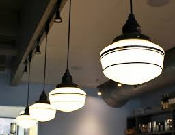 Schoolhouse Pendant Light Schoolhouse Lighting A Sweet Look For Chocolate Lounge Blog