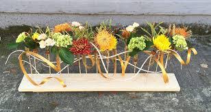 modern thanksgiving centerpieces special event flower arrangements