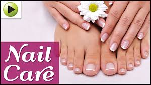 nail care natural home remedies for beautiful nails youtube