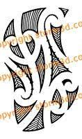 25 ide terbaik maori tattoo patterns di pinterest desain tato