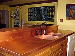 granite countertop splash guard kitchen sink water faucet oak