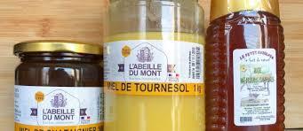 cuisine au miel le miel les différents types de miel
