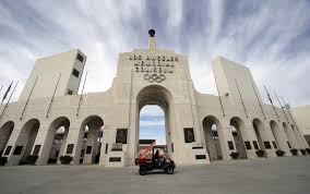 united airlines hubs los angeles memorial coliseum to get new name after deal with