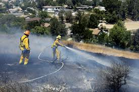 Ca Wildfire Training by As Wildfires Get Bigger Is There Any Way To Be Ready The Bigger