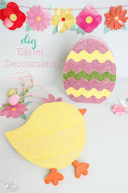 Easy Easter Decorations For The Home by Corlorful And Easy Diy Easter Decorations For The Home