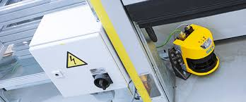 Laser Safety Curtains Light Curtain Or Safety Laser Scanner How To Choose An Optical
